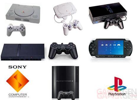 sony gaming console historique playstation de la ps1 224 la ps4 une marque en