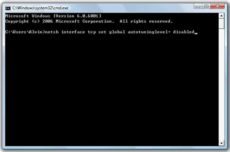 Windows 7 Tcp Auto Tuning Disable by How To Increase Speed In Windows 7 8 Vista