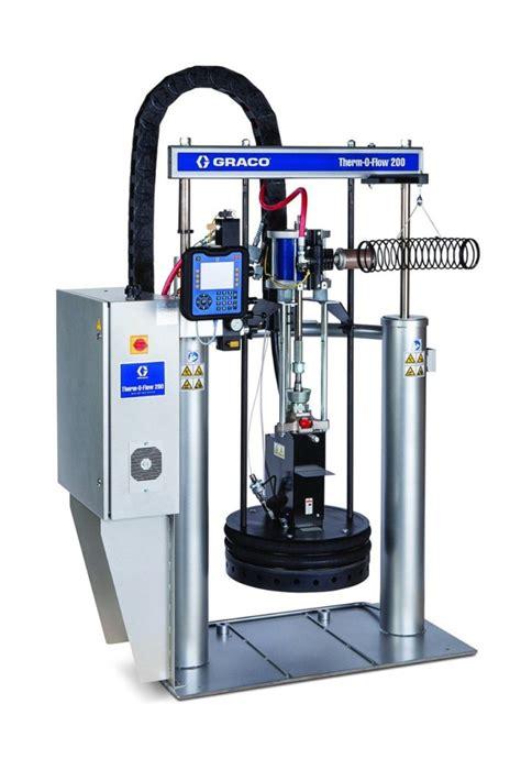 sealant adhesive equipment howard marten fluid
