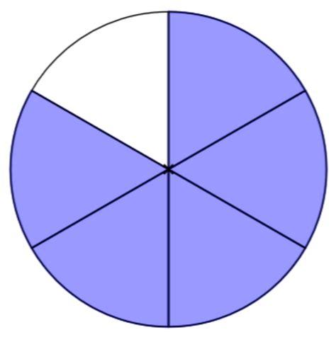 fraction clipart clipart fraction 5 6