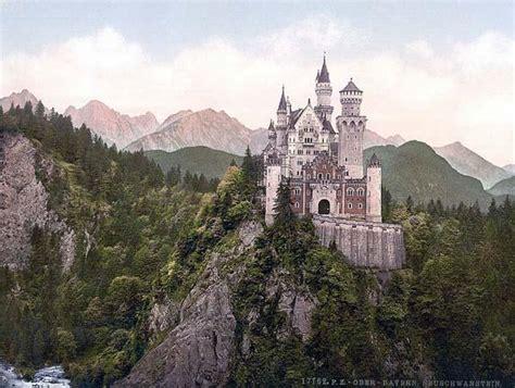 Stone Mansion Alpine Nj Floor Plan by Neuschwanstein Upper Bavaria Germany
