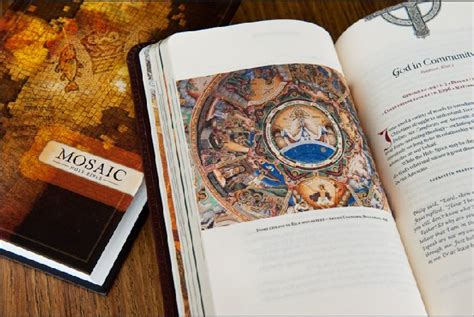 Holy Bible Mosaic Nlt book review holy bible mosaic of the bible