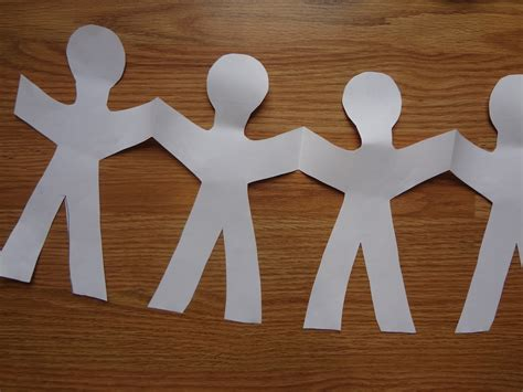 How To Make A 3d Paper Person - on paper are not in person a list interviews