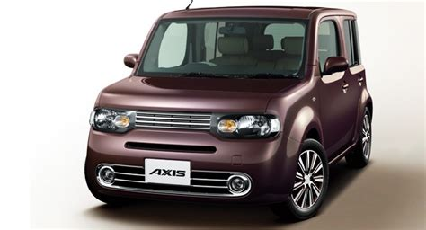 2013 nissan cube subtle updates for 2013 nissan cube in japan
