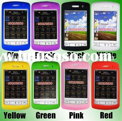 Casing Blackberry Strom 9500 9530 9530 manufacturers in lulusoso