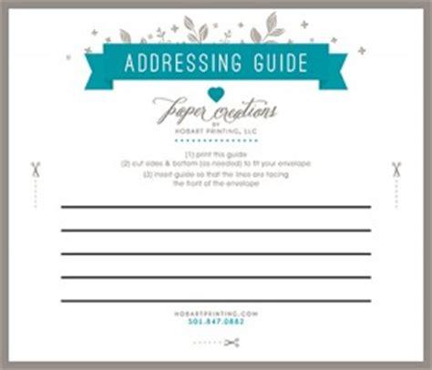 printable envelope writing guide wedding invitations and stationery envelope addressing