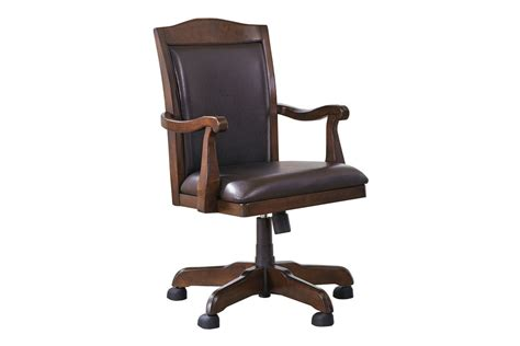 Porter Home Office Swivel Desk Chair H697 01a Fdrop 170629 Swivel Desk Chair