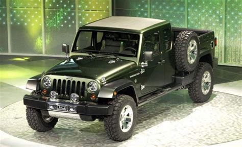 New 2018 Jeep Truck by 2018 Jeep Wrangler Truck News Design Diesel