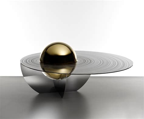 space at the table a sculptural table inspired by space exploration design