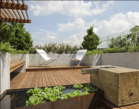 Rooftop Patio Design Modern Rooftop Patio Gardens 187 Revive Landscape Design