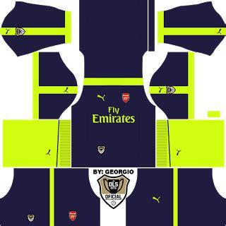 arsenal kit dls dream league soccer 512x512 kits 2017 logos download