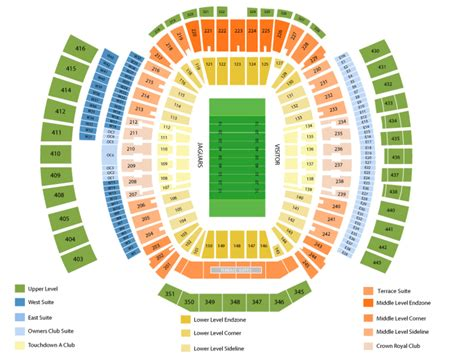 jaguars tickets seating chart everbank field seat view brokeasshome