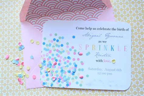 Second Baby Shower Themes by Home Design Ide Sprinkles Baby Shower