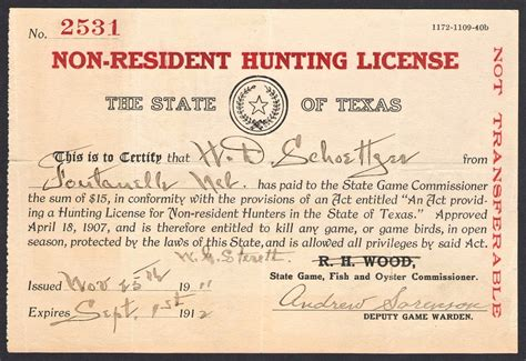 north dakota game and fish boat license earliest hunting fishing licenses waterfowl sts and
