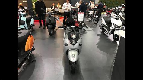 kuba trendy xc cc scooter  model  oen inceleme
