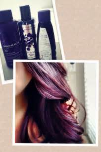 sally hair color diy burgundy plum hair color