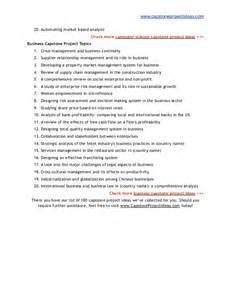 Capstone Essay by College Essays College Application Essays Capstone Paper Exles