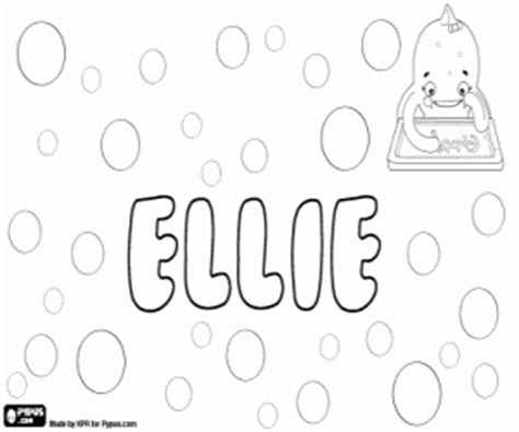 coloring pages with the name elizabeth girl names with e coloring pages printable games
