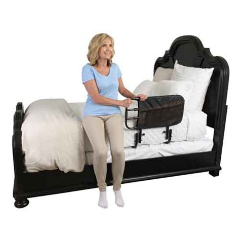 stander ez adjust bed rail stander bed rail ez adjust bed rail w pouch stander
