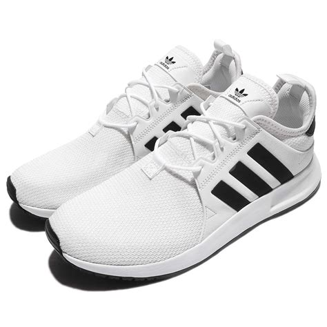 adidas originals x plr white black running shoes sneakers trainers cq2406 ebay