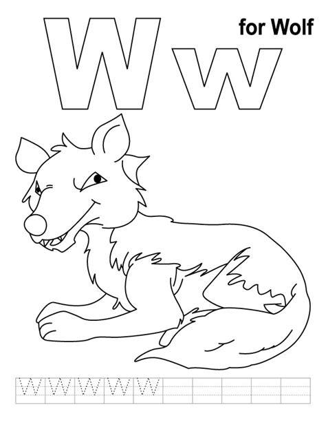 letter w coloring pages preschool geography blog letter w coloring pages