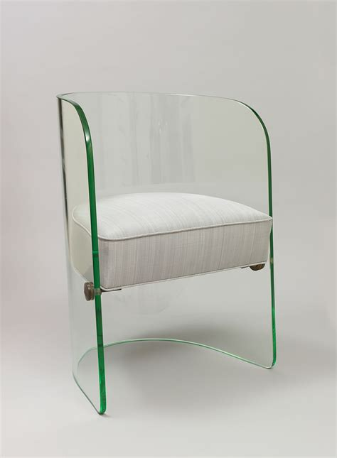 Glass Chairs by A Constellation Of Chairs Dierra S Armchair A Constellation