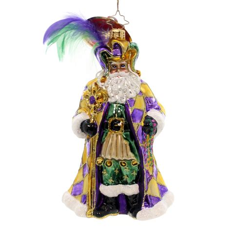 mardi gras christmas ornaments comfy christmas