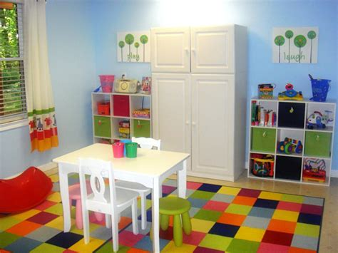 playroom design 25 colorful rooms we love from hgtv fans color palette