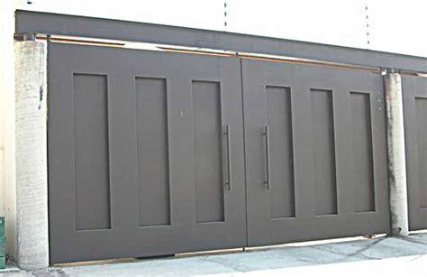 imagenes de portones modernos minimalistas herreria metalicos portones monterrey puertas