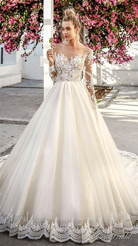 Princess Style Wedding Dresses by 1298 Best Sleeve Wedding Gowns Images On