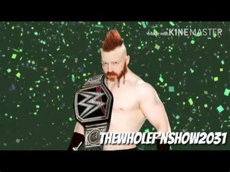 theme song sheamus wwe sheamus 5th theme song 2015 quot hellfire quot youtube