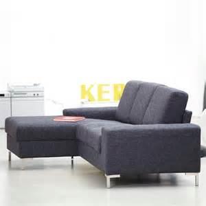 sofa mit longchair kopenhagen sofa mit longchair links in stoff moderno