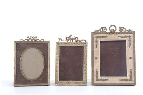 cornici ste tre cornici portafoto antiquariato e dipinti antichi