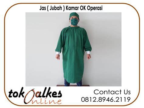 Baju Pasien Baju Operasi Baju Rumah Sakit Murah Bahan Bagus 1 jual jas jubah kamar ok operasi harga murah toko alat kesehatan