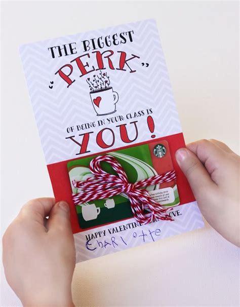 valentines gift for teachers 17 best starbucks gift ideas on starbucks gift