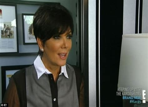 Kris Set Shower A222d05g03 khloe and kris jenner pull a drunken prank on on keeping up with the kardashians as