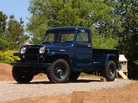 jeep truck willys pick up picture 13 reviews news specs buy car