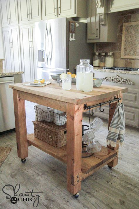 best 25 mobile kitchen island ideas on