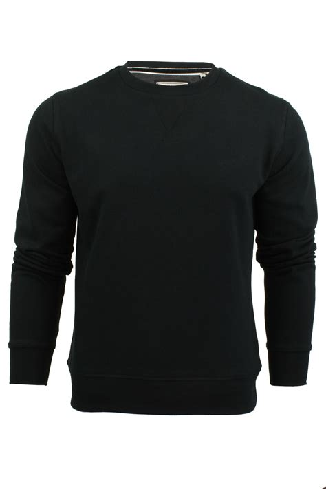 Sweater Brave mens sweater jumper brave soul jones crew neck ebay