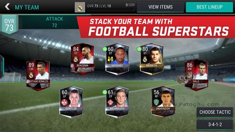 mobile football fifa mobile soccer 9 2 綷 綷 18 綷 綷