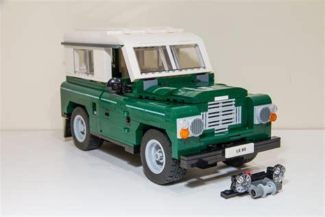 land rover lego lego land rover concept the awesomer
