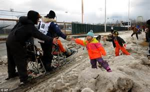 arctic challenge sled race iditarod trail sled race organizers forced to ship
