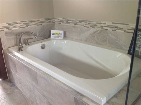 small drop in bathtub best 25 tile tub surround ideas on pinterest how to