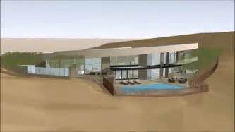 contour house architectural design rendering by brent