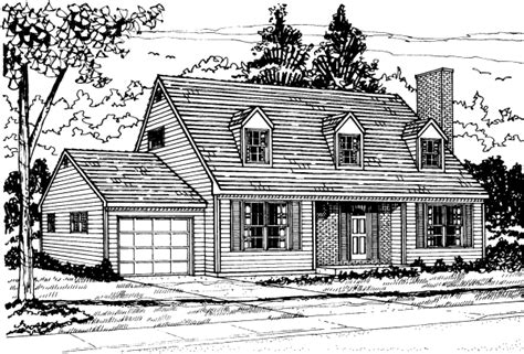 new england house plans new england saltbox house plan hunters