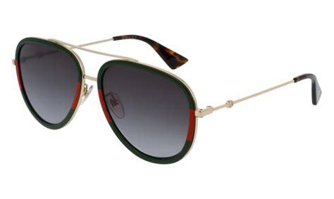 Gucci GG0062S Aviator Sunglasses Unisex   NowTheGlasses Gucci Sunglasses Warranty