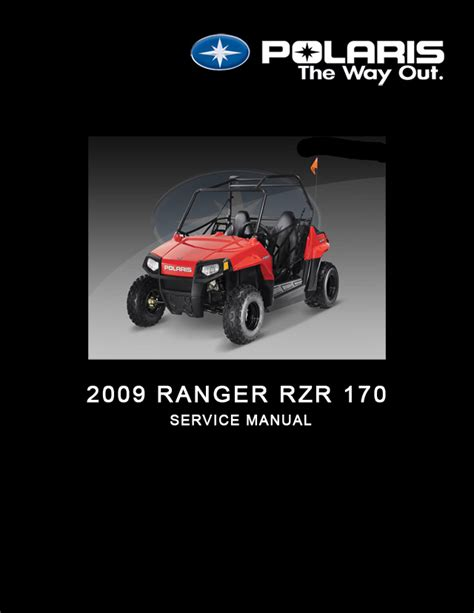 2009 Polaris Rzr 170 Service Manual Smokey Mountain Graphics