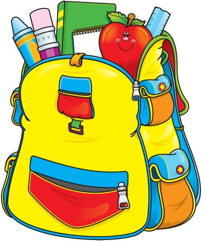 School Items Clipart clip school supplies clipart best