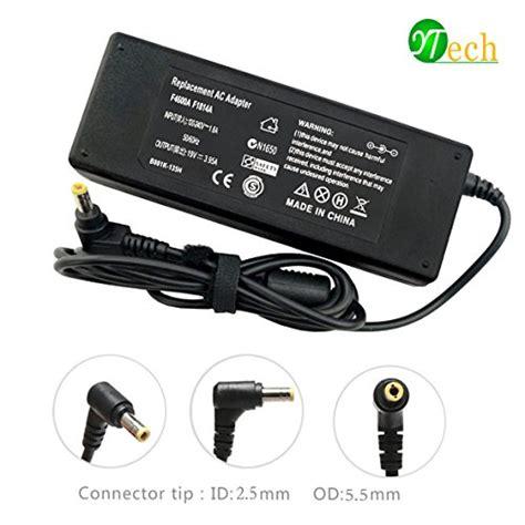 Adaptor Laptop Toshiba Satellite L645 ytech 75w 19v 3 95a ac adapter laptop charger for toshiba satellite c50 c55 c55d c655d c75d