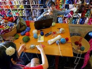 knitting classes in los angeles best places for knitting in los angeles 171 cbs los angeles